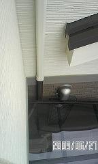 室外配管カバー